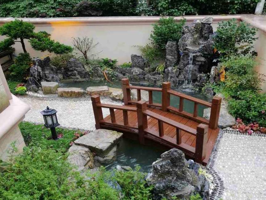 鄞州区口碑好室内庭院 宁波唯景园林景观供应