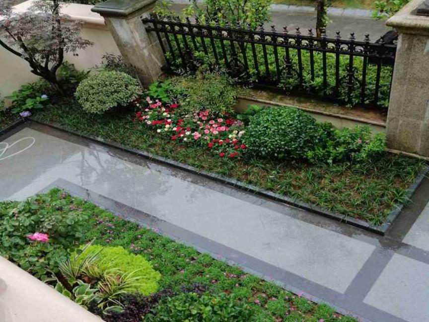 温州假山鱼池建造方案 宁波唯景园林景观供应