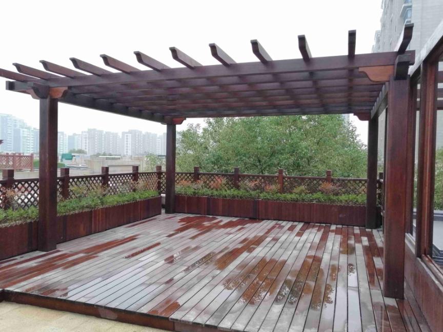 奉化区庭院景观工程公司 宁波唯景园林景观供应
