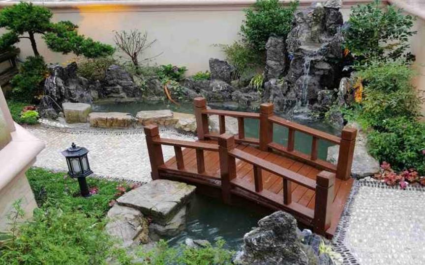 温州花园别墅装修报价多少 宁波唯景园林景观供应