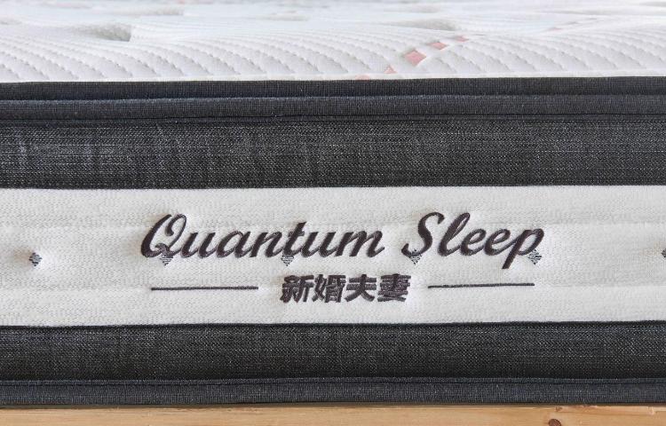 浙江中国品牌量子床垫定制,定制床垫