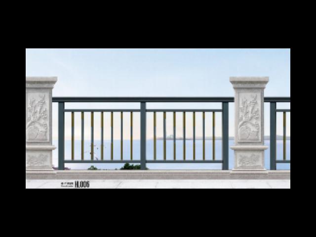 广州不锈钢景观护栏多少钱 推荐咨询 佛山市鸿门顺科技供应