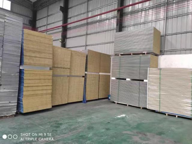 石家莊巖棉彩鋼板購買 信息推薦「佛山市尚泰彩鋼板供應」