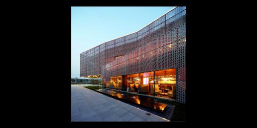 揭阳雕花镂空铝单板公司 佛山市金富利金属科技供应