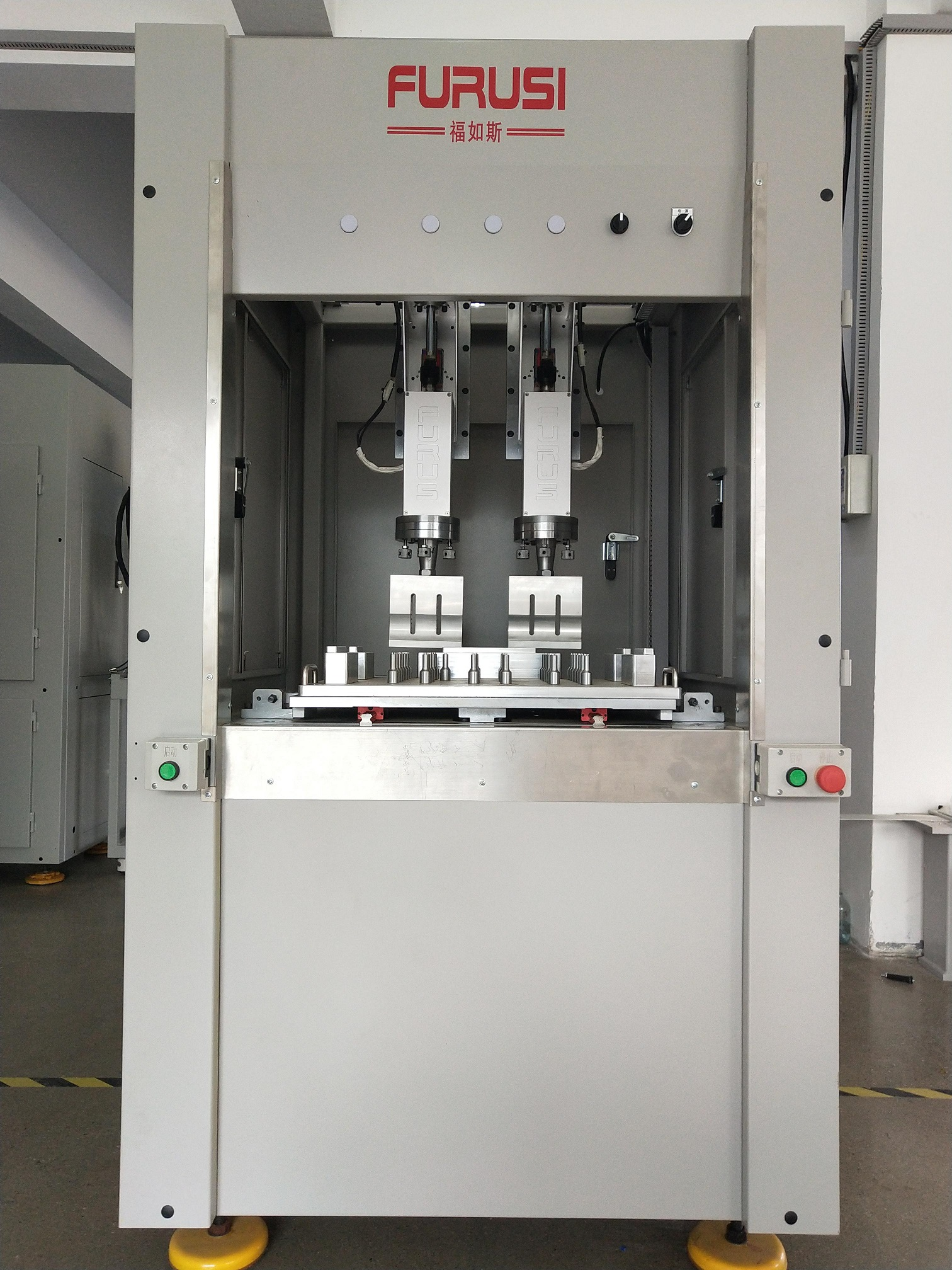 上海优质超声波焊接机高品质的选择 来电咨询 昆山福如斯精密机械供应