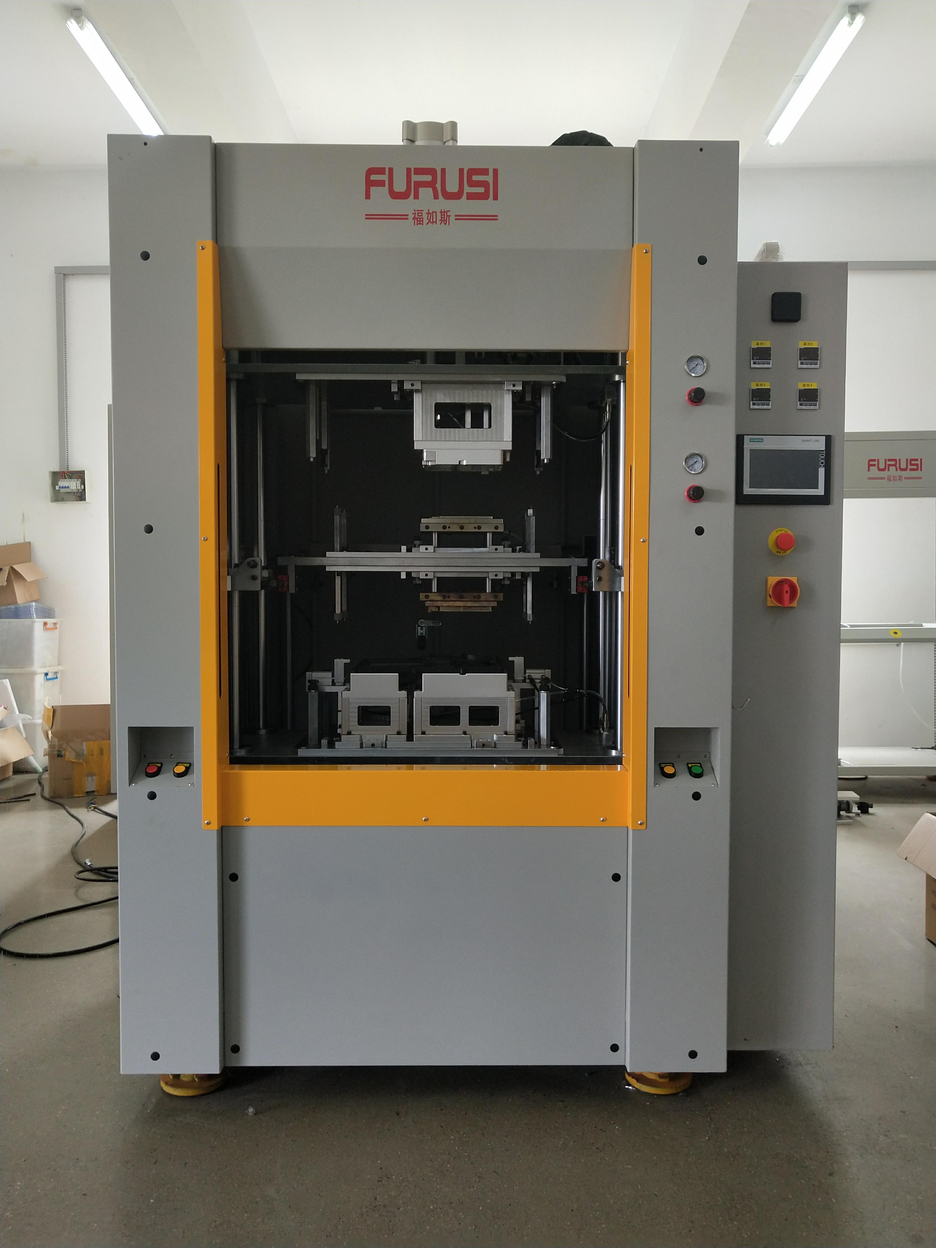 江苏知名热板机制造厂家 服务为先 昆山福如斯精密机械供应