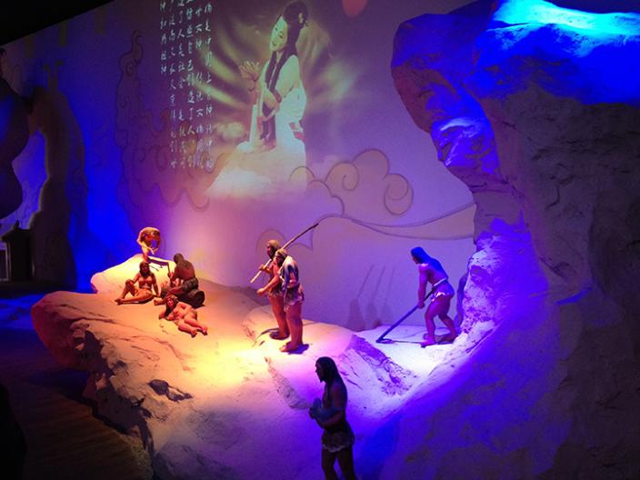 上海博物馆沙盘厂家