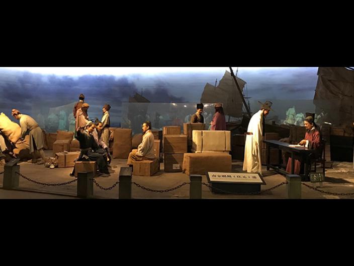 海南蠟像場景復原 歡迎來電「上海伏藝景觀藝術供應」