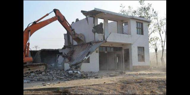 甘肃房屋拆除哪家专业「甘肃恒商源建筑工程供应」