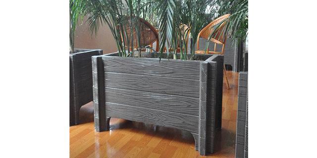 自制水泥花箱生产,水泥花箱