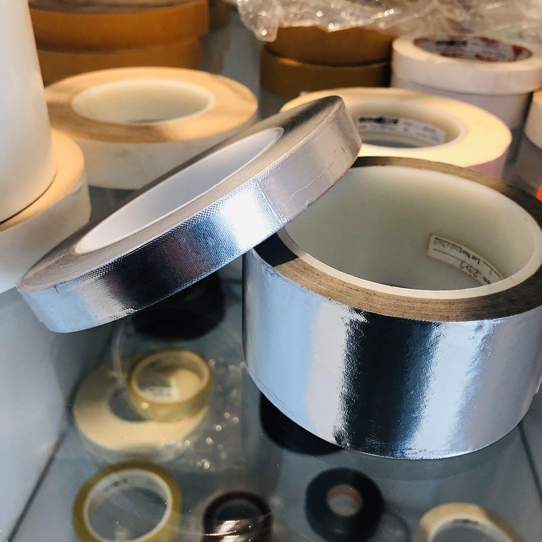 广东正规727铝箔复合玻璃布高温胶带制造商「 上海皋中经贸供应」