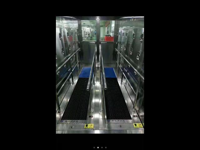 內蒙古風淋室定做 歡迎咨詢「深圳市國邦環境凈化設備供應」