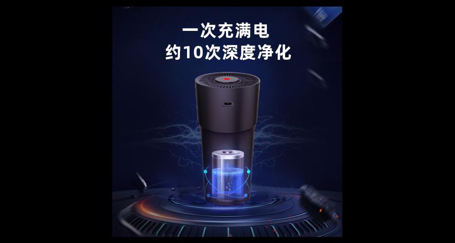 惠州车载除味器哪里有 诚信服务 广东艾瑞克林科技供应