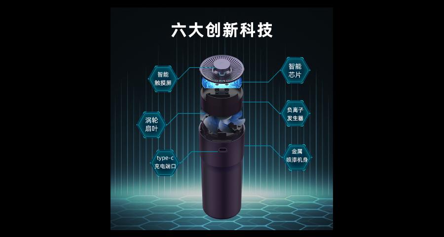 山东车载除味器销售价格 欢迎来电 广东艾瑞克林科技供应