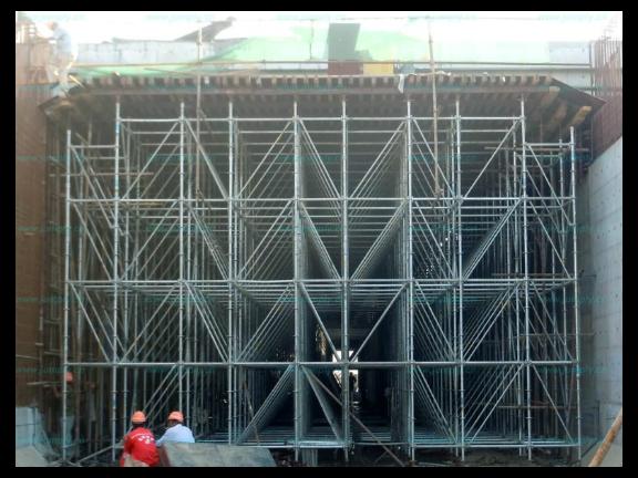 廣州盤扣腳手架廠家電話 廣東博躍建筑模架工程供應