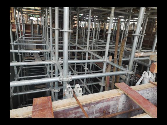 珠海工地钢管扣件厂家电话 广东博跃建筑模架工程供应