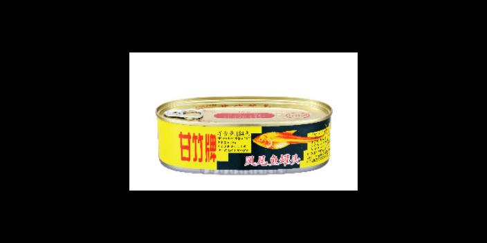 广州金装豆豉鲮鱼罐头