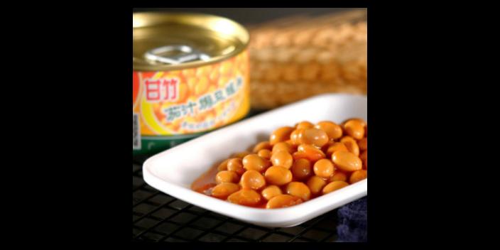 豆类罐头供货公司
