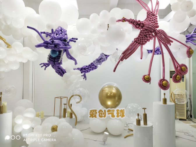 中山捏气球造型培训班哪家好 广州私人定制活动策划供应
