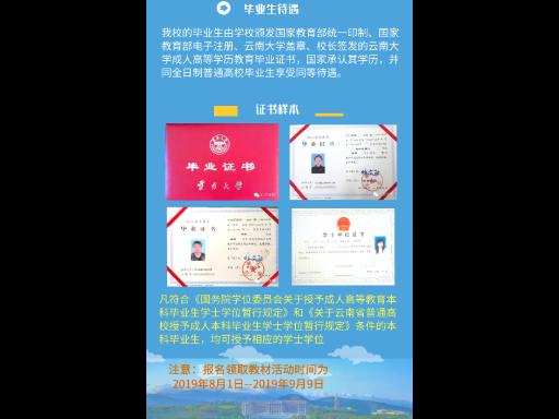 金平省外高校成人高考机构排名