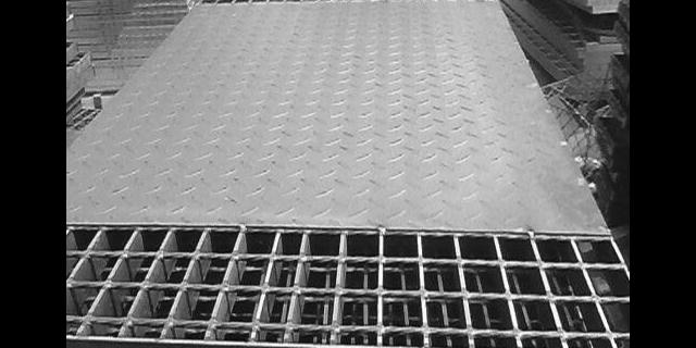 河南异形复合钢格栅,复合钢格板