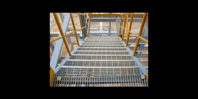 無錫復合鋼梯踏步板「無錫高隆鋼格板供應」