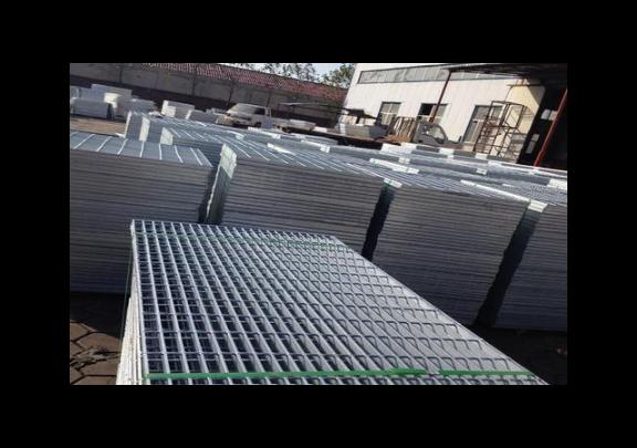 平臺熱鍍鋅鋼格板定制「無錫高隆鋼格板供應」