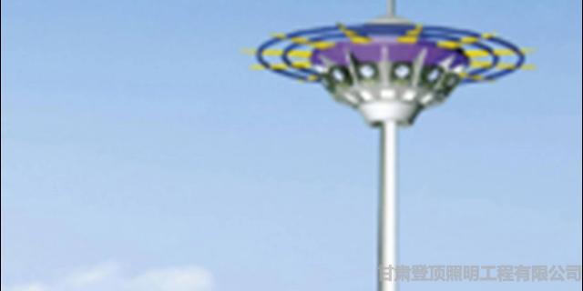 甘肃草坪灯厂家 甘肃登顶照明工程供应