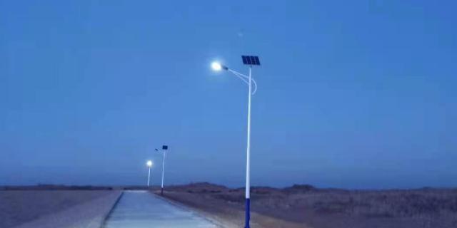 蘭州市道路燈生產廠家 甘肅登頂照明工程供應
