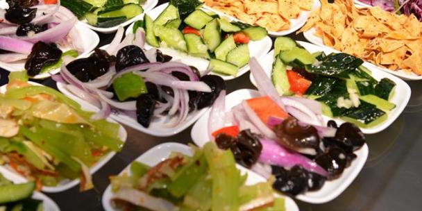 兰州辣子牛肉拉面京穆兰品牌「甘肃京穆兰餐』饮管理供应」