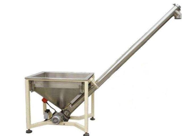 宁夏螺杆式上料机价位 值得信赖 甘肃诺千金精密机械设备供应