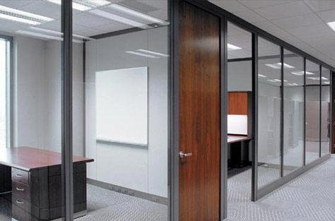 临夏办公室玻璃高隔哪家便宜 值得信赖 兰州策祥装饰材料供应