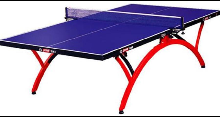 民乐双鱼乒乓球台器材「甘肃湘南体育用品供应」