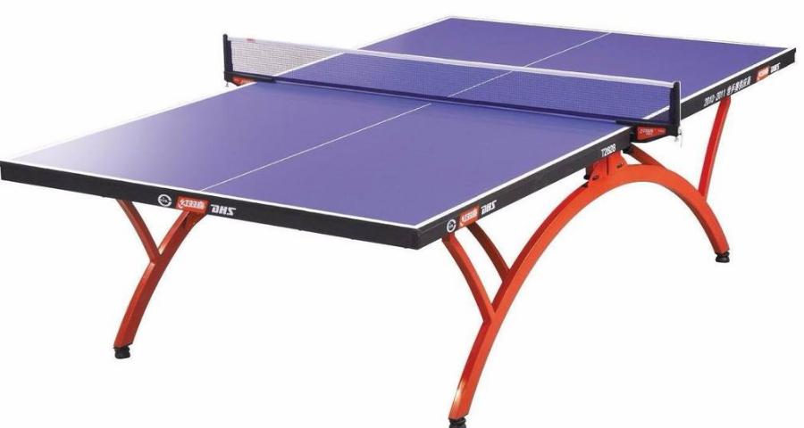 白銀雙魚乒乓球臺銷售價格「甘肅湘南體育用品供應」