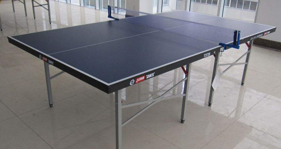 金川区红双喜乒乓球台器材「甘肃湘南体育用品供应」