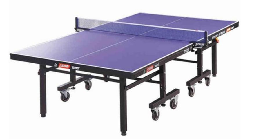 麦积区红双喜乒乓球台现价「甘肃湘南体育用品供应」