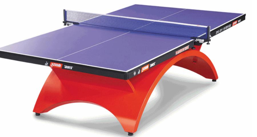 红双喜乒乓球台「甘肃湘南体育用品供应」