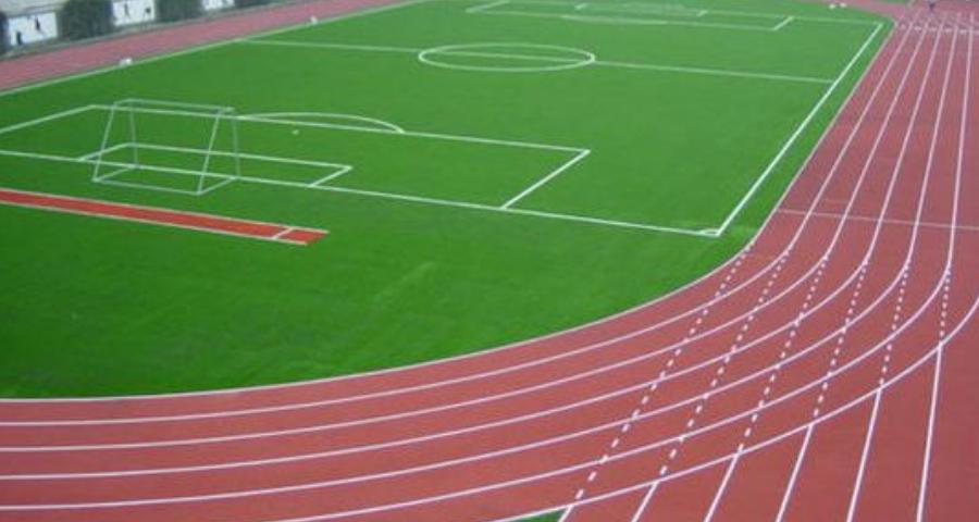 合水硅PU跑道多少錢一平米「甘肅湘南體育用品供應」