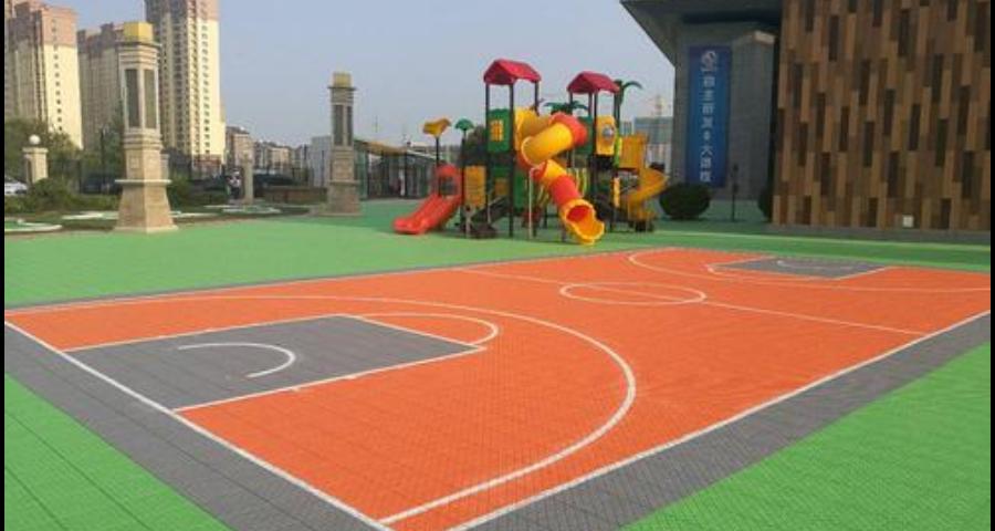 安定区悬浮式拼装地板特价「甘肃湘南体育用品供应」
