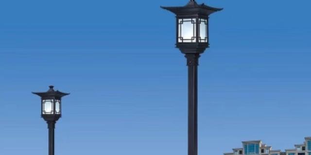 嘉峪关艺术太阳能庭院灯价格图片
