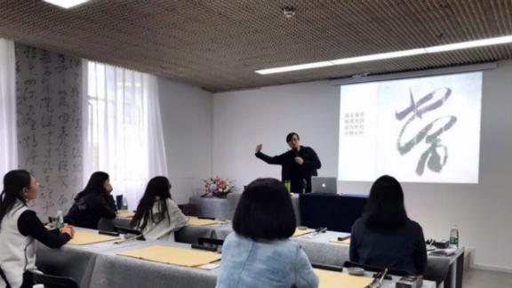 深圳福田隶书书法学习多少钱「谷风文化传播供应」