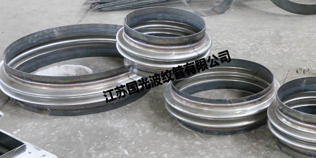 湖北大口徑膨脹節「江蘇國光波紋管供應」