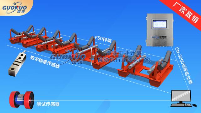 山西水泥皮带秤生产厂家 创新服务 苏州国诺信息科技供应