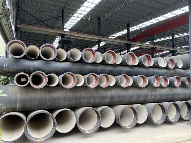 梧州球墨铸铁排污管多少钱一吨