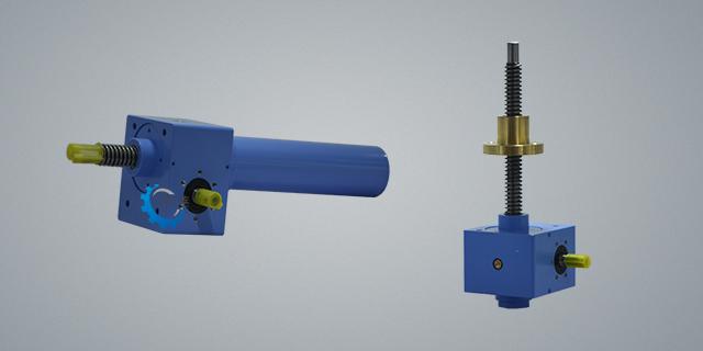 无锡手摇丝杆升降机非标定制 固佐传动机械供应