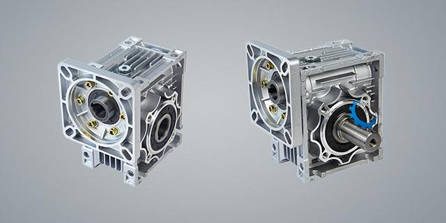 德州自锁蜗轮蜗杆减速机价格 固佐传动机械供应