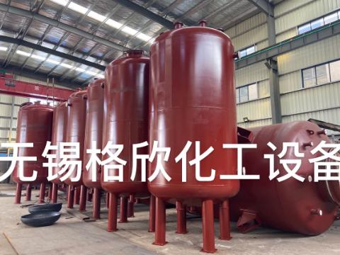 安徽卧式贮罐规格 创造辉煌 无锡格欣化工设备供应
