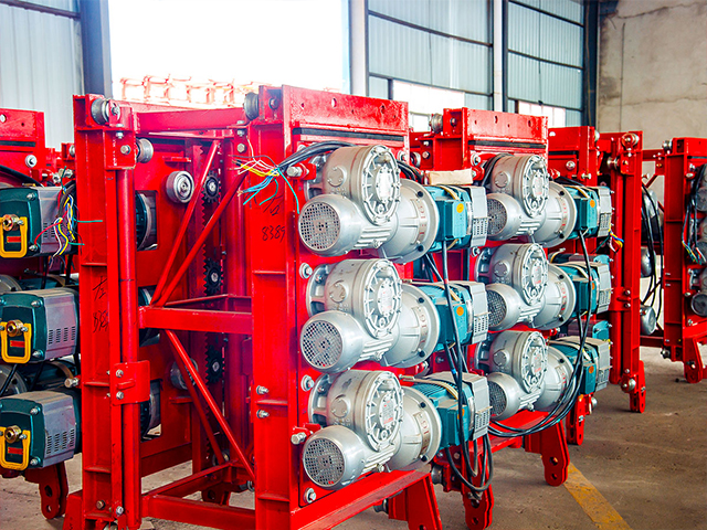 來賓性能優的施工升降機怎么賣 誠信服務 廣西工凱重工供應