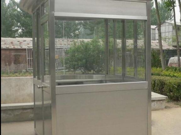 貴陽收費崗亭電話 創新服務 貴陽金固金屬制品供應
