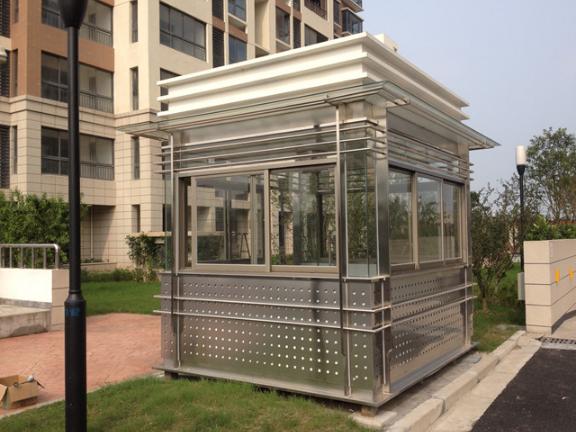 貴陽不銹鋼崗亭聯系方式 來電咨詢 貴陽金固金屬制品供應
